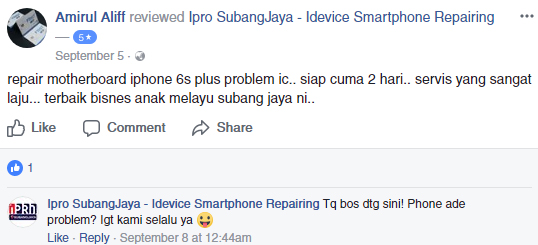 testimoni-repair-iphone-di-iPro-subangjaya-2