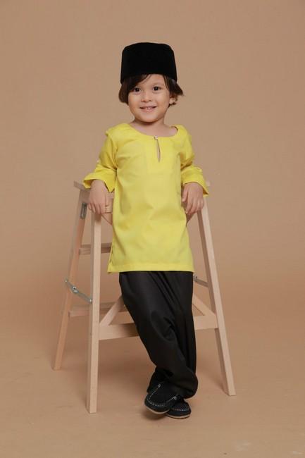 Baju Melayu Jebat