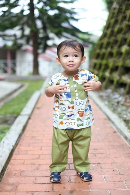 Baju Melayu Kasyfi