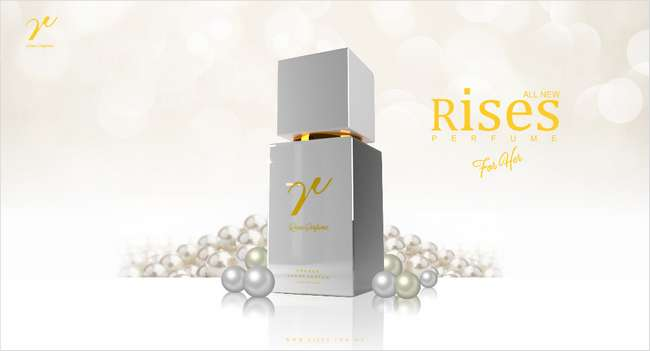 rises perfume exclusive for her