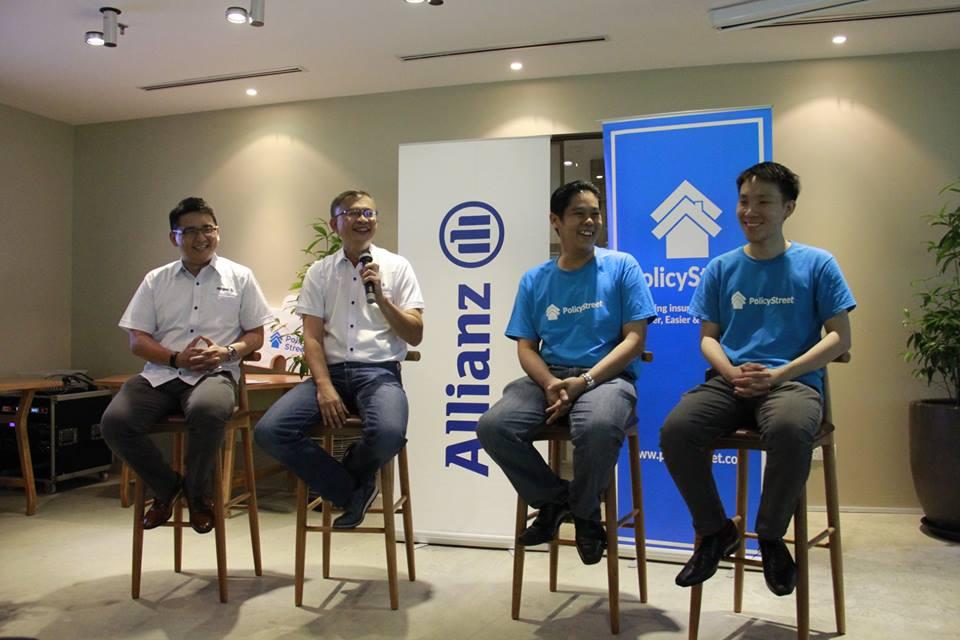 Allianz Malaysia berkerjasama dengan PolicyStreet