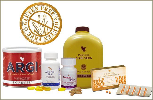 forever living suplimen dan produk untuk kesihatan