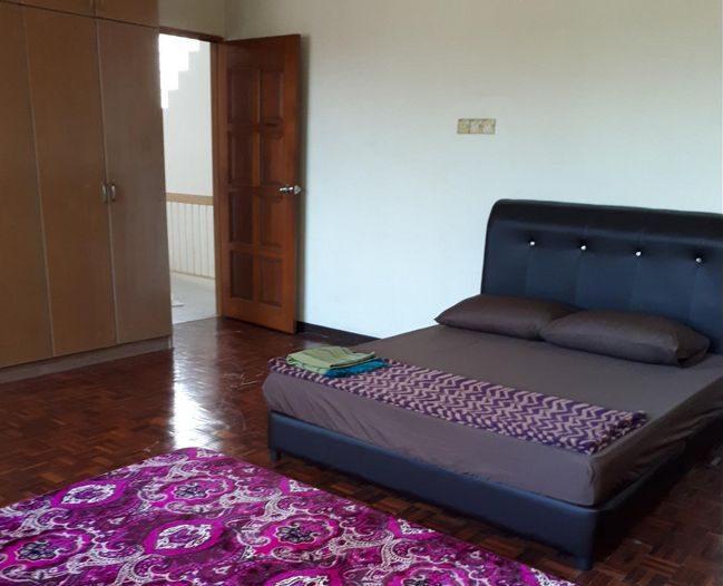 homestay murah di gelugor penang 6 bilik tidur