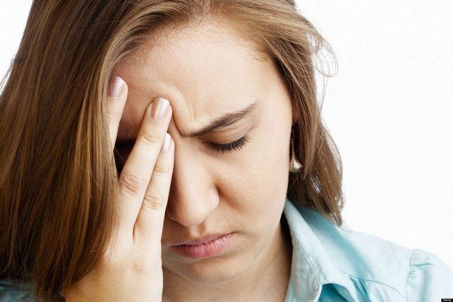 mengatasi masalah sakit kepala ibu mengandung