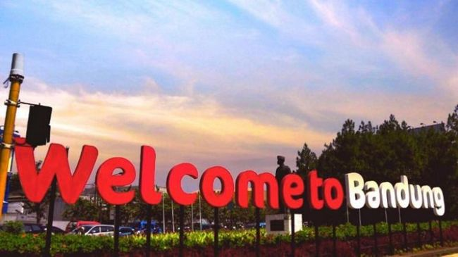 welcome-to-bandung pakej percutian ke bandung