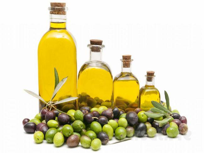 kaedah hilangkan jeragat dengan minyak zaitun