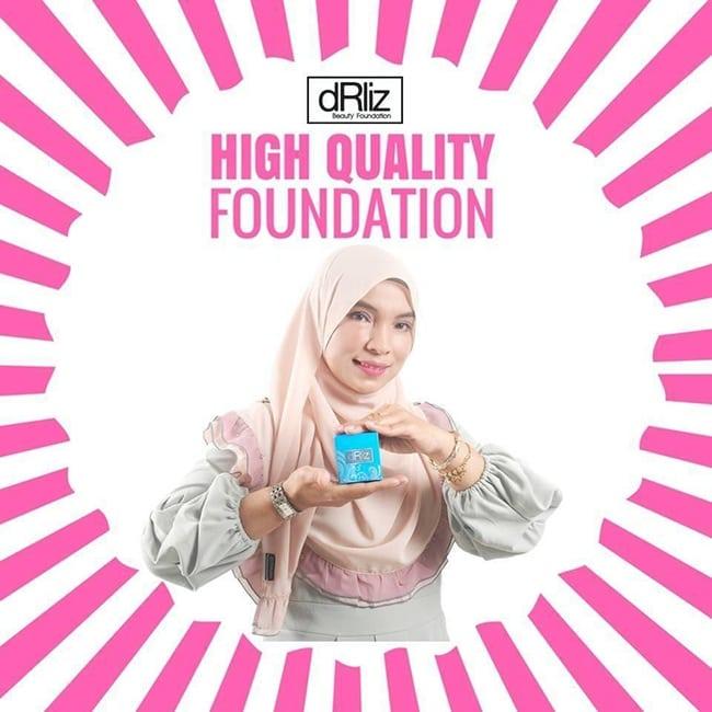 Tips Memakai Foundation Bagus