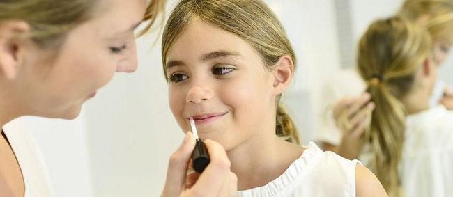 make up organik untuk kanak - kanak