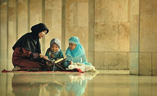 Cara Belajar Al Quran Di Rumah Ilmu