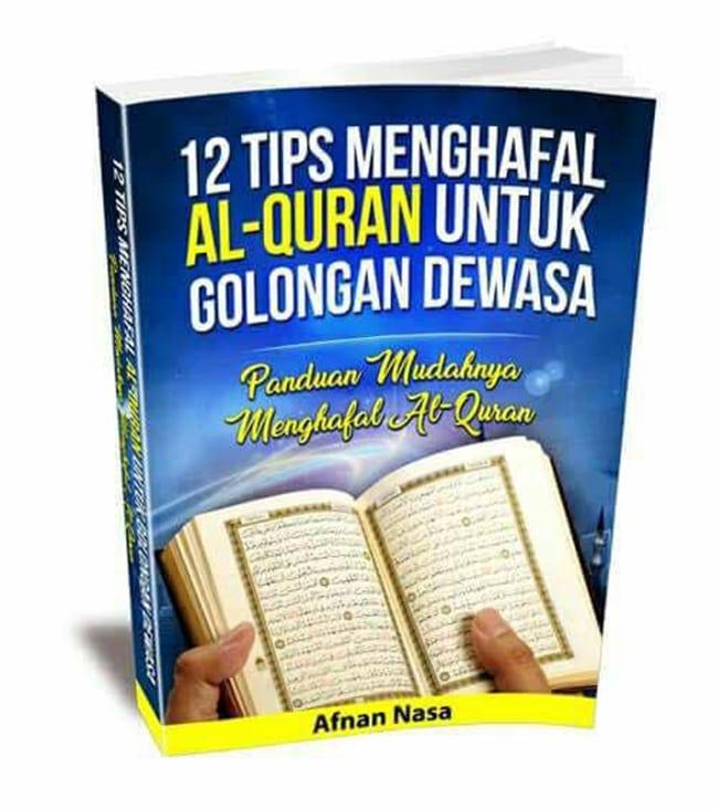 Cari Tips Mudah Hafal Al-Quran