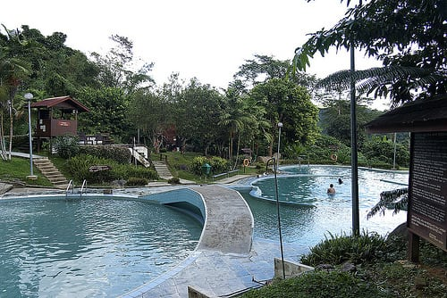 Poring Hot Springs Kundasang