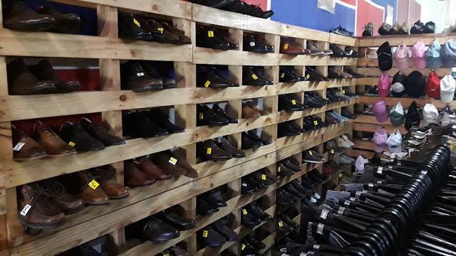 koleksi kasut bundle murah murah