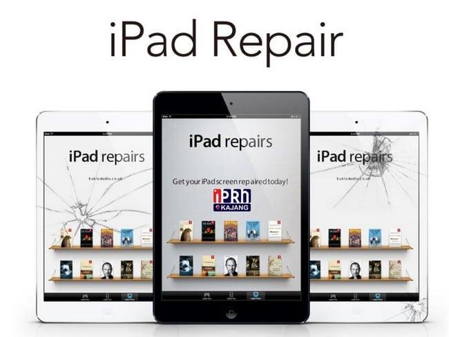 nak repair iphone murah