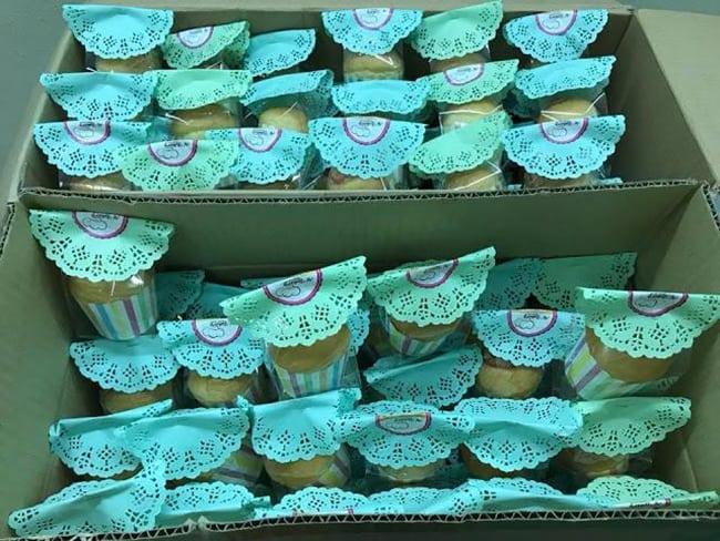 Kek dan Biskut Doorgift Yang Sedap Serta Murah
