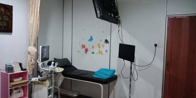 fasiliti di klinik temanku