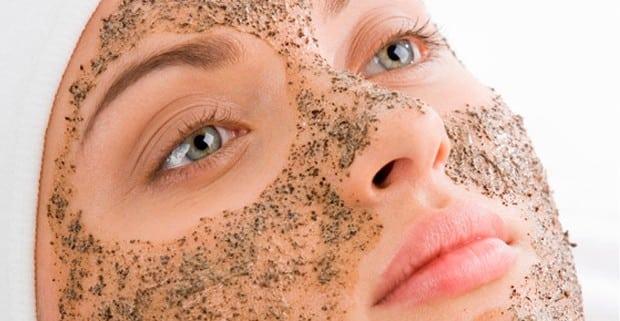 scrub wajah dengan mobile spa