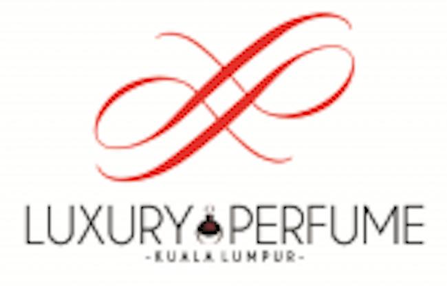 promosi luxury perfume logo