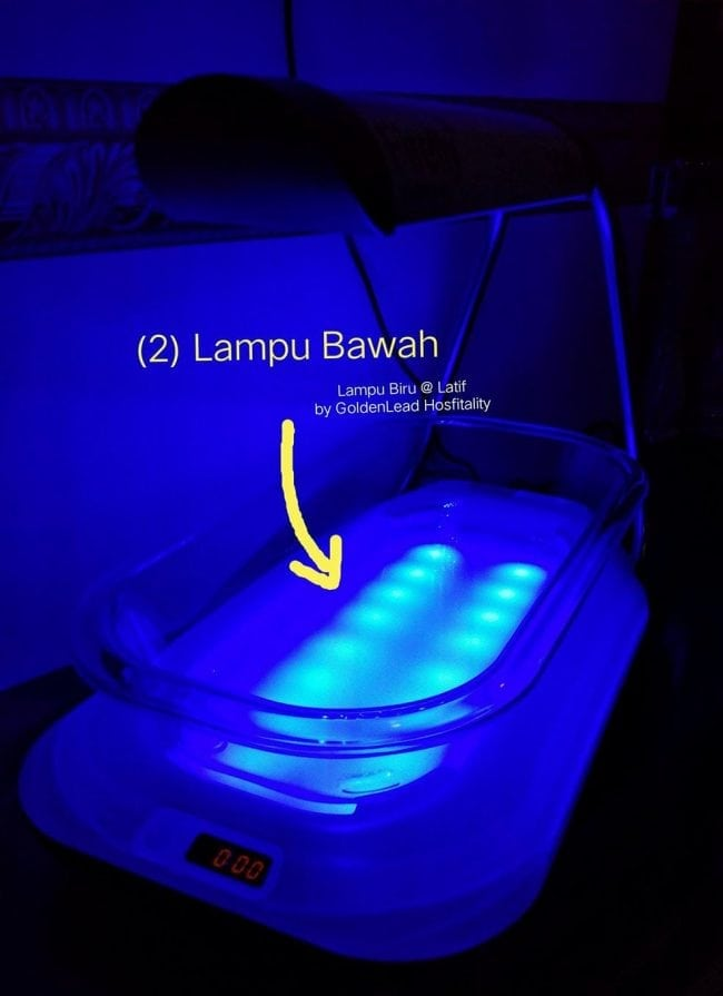 Ada Sewa Mesin Fototerapi Demam Kuning (Jaundice) di Selangor