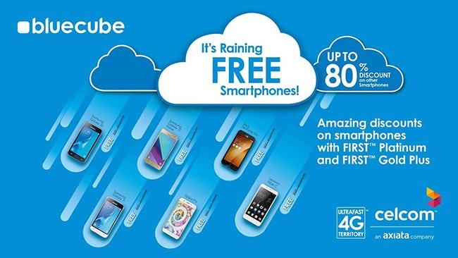 Telco Celcom Percuma