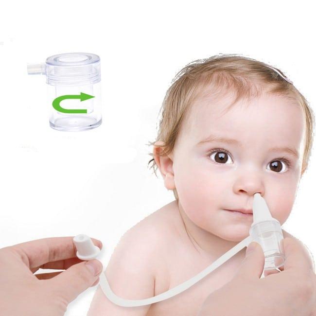 atasi kahak dan batuk bayi dengan penyedut kahak