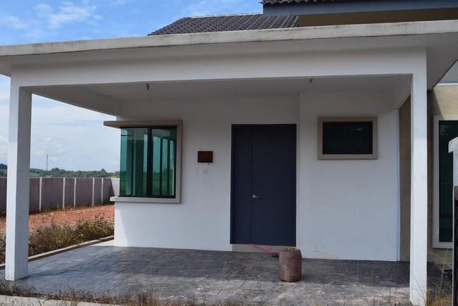 rumah penjawat awam zero deposit