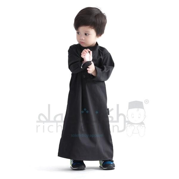 jubah black