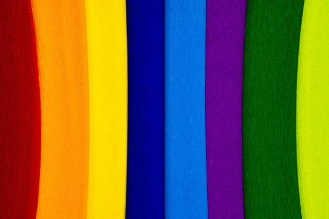 warna ceria untuk jubah kanak kanak
