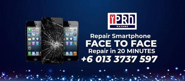 Kedai Repair iPhone murah di Damansara 6