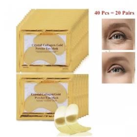 Kolagenová maska na oční víčka