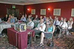 Workshop Audience
