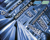Industry4 and IIoT for Process