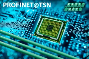 PROFINET@TSN has already become reality. The first chip vendors have implemented TSN in PROFINET. Please note the copyright as follows: © Edelweiss - stock.adobe.com