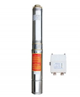Насос скважинный OPTIMA 3.5SDm2/13 0,55 кВт 73м + пульт +кабель 15м