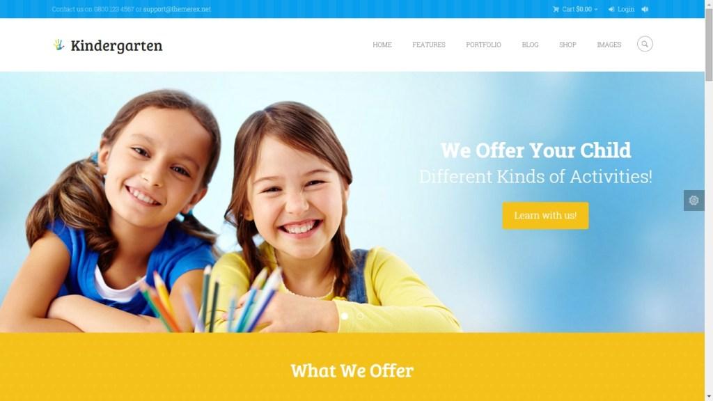 wordpress themes for child school, child care, kindergartens-2015-mar-13-060