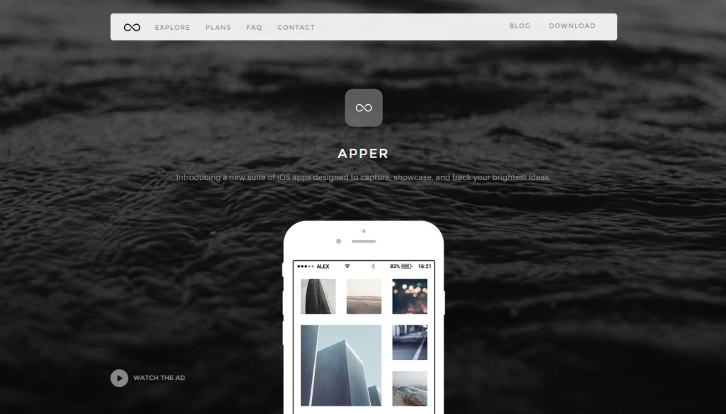 Landing Page WordPress Templates for Apps-2015-apr-15-001