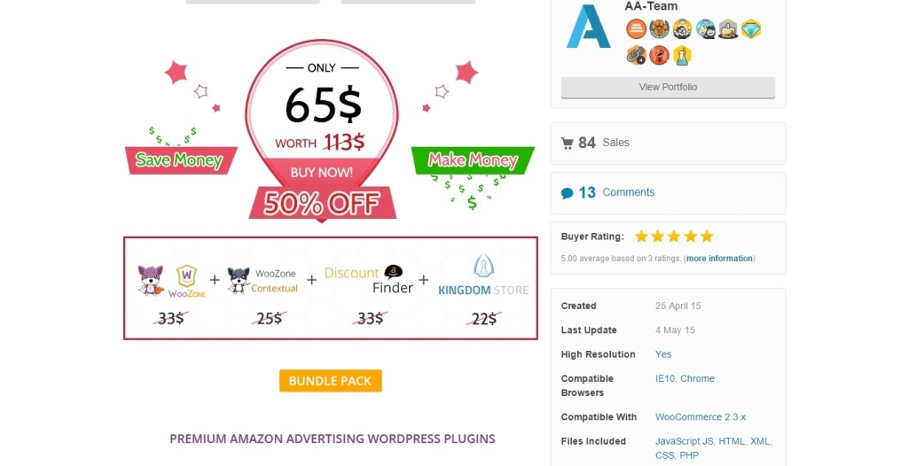Best Amazon WordPress Plugin