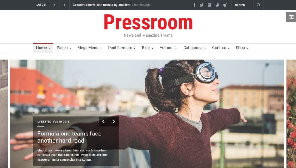 News WordPress Themes 2015