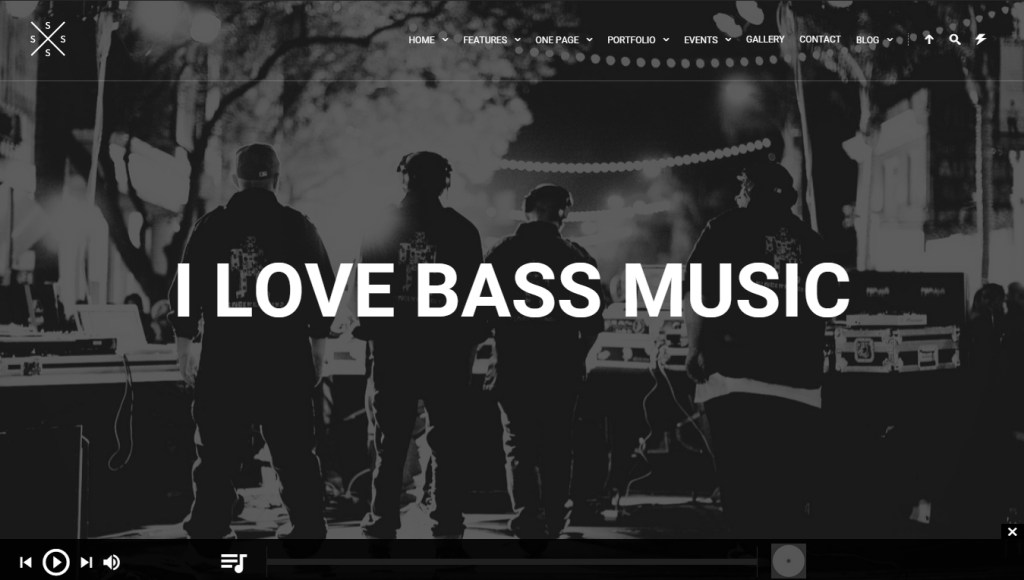 Best WordPress Music Themes for Musicians and Bands 2015