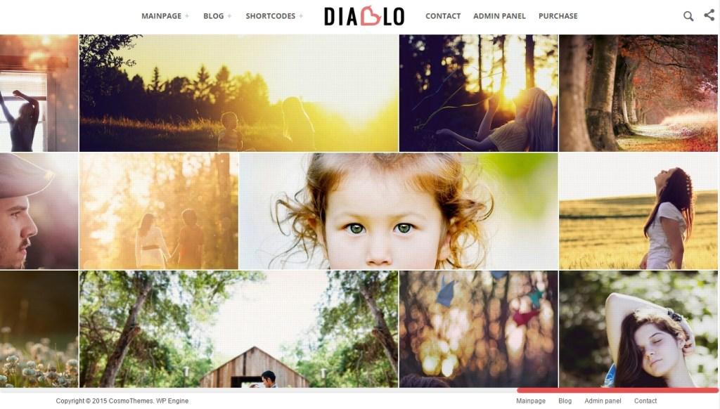 Best WordPress Metro Style Themes