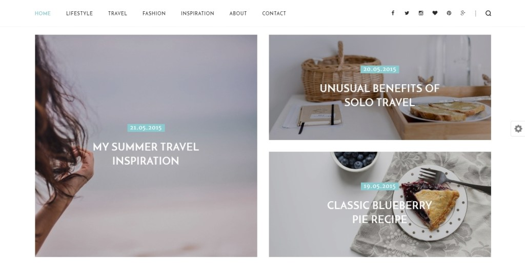 wordpress travel themes for travel bloggers