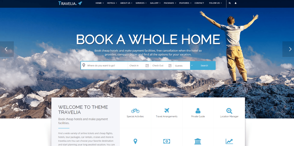 Travel Agency Website >> Best Travel Agency Wordpress Themes For Tourism Business