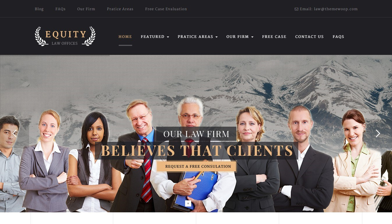 Best Lawyer and Legal Expert WordPress Themes