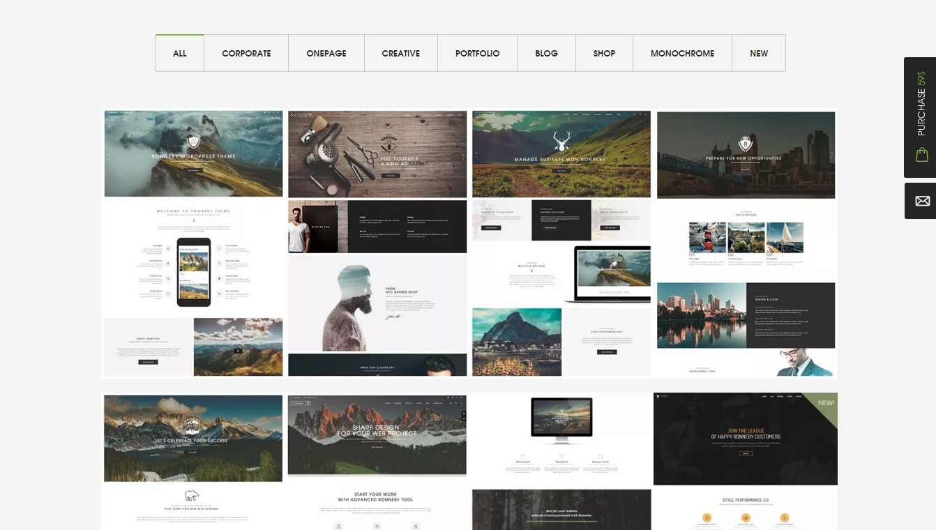 Multipurpose WordPress Themes (2)