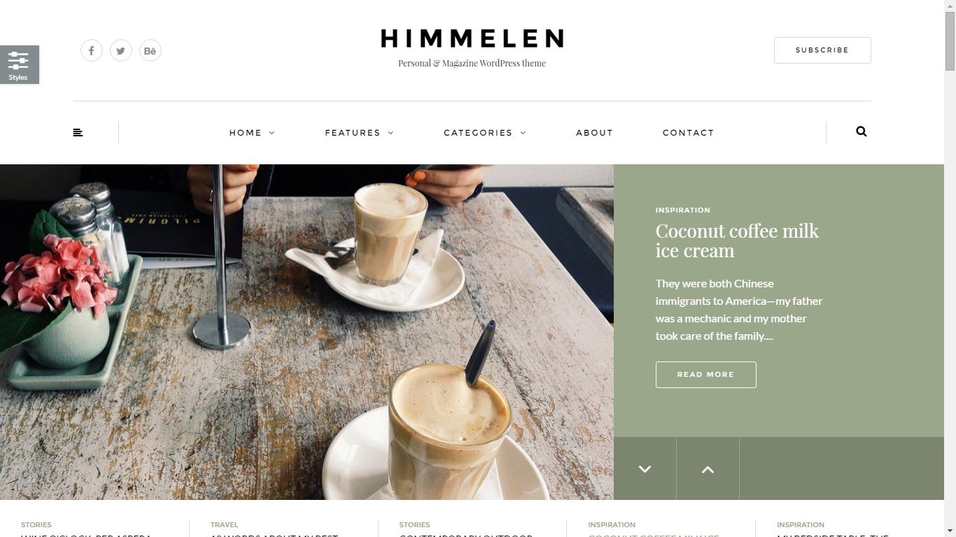 premium WordPress themes (2)