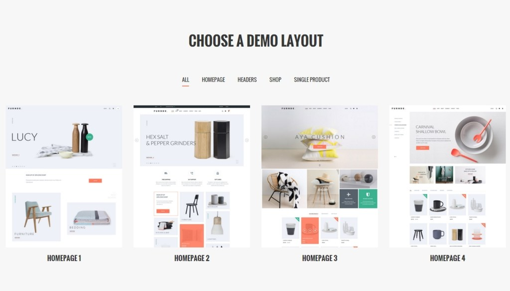 amazing wordpress shop - online store templates of 2016