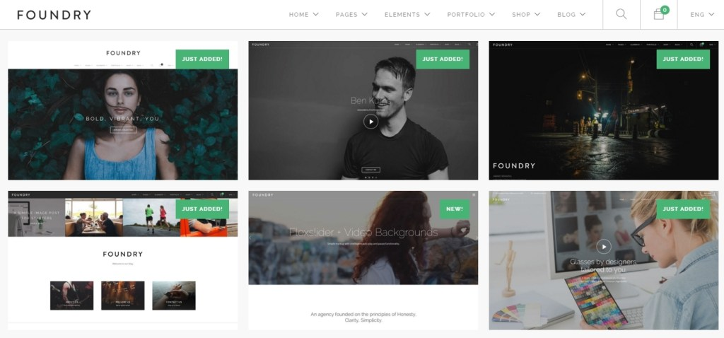 beautiful 5+ powerful responsive wordpress themes of 2016