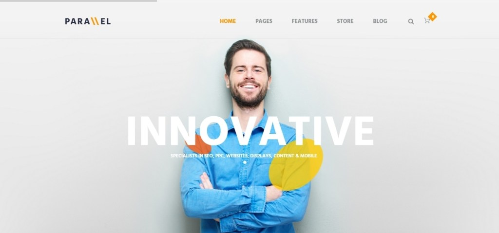 grand best web agency template 2016
