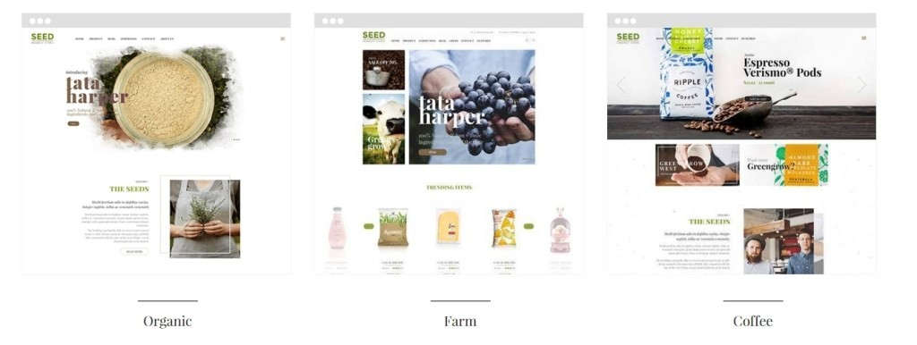 perfect cosmetics WordPress theme 3