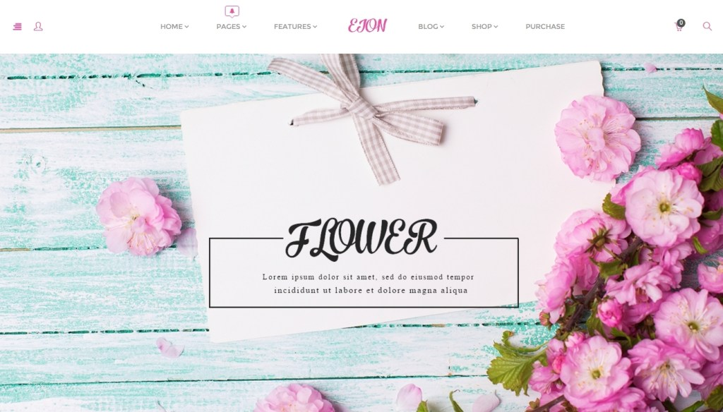 the best flower shop wordpress themes 2016 2
