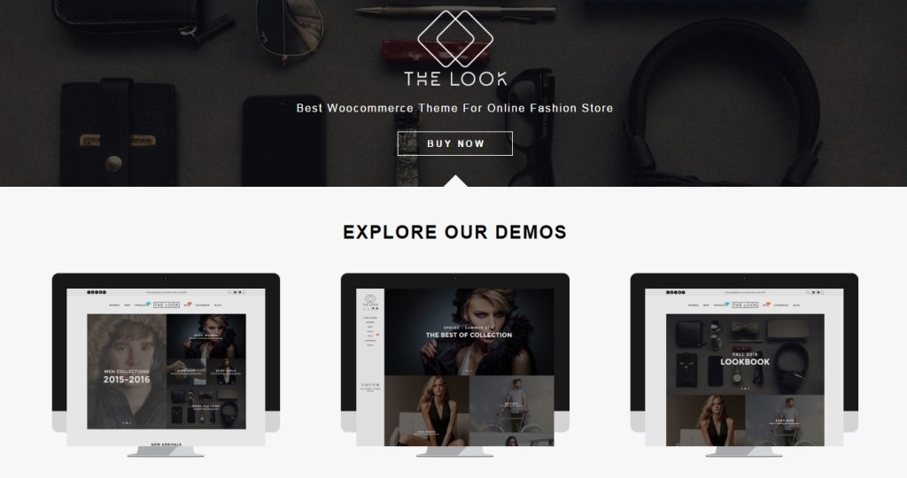 wordpress shop - online store templates of 2016